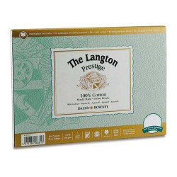 100% Cotone The Langton Prestige 254x178 mm