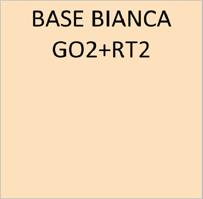 BASE BIANCA GO2+RT2