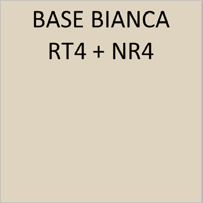 BASE BIANCA RT4+NR4