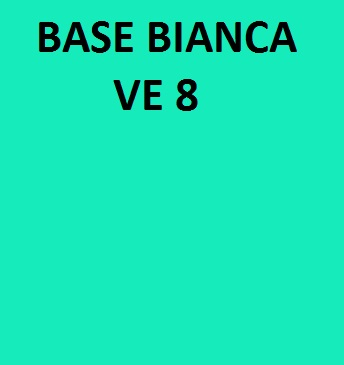 BASE BIANCA VE8